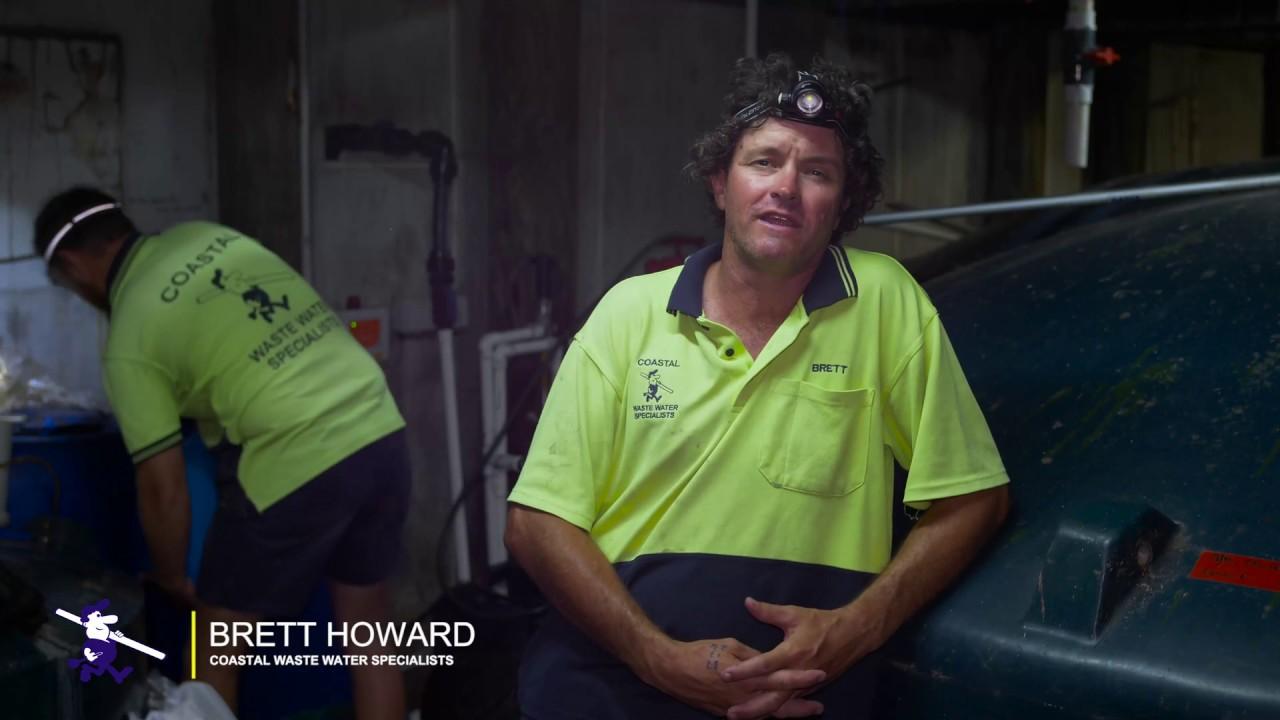 CWWS Fraser Island Service