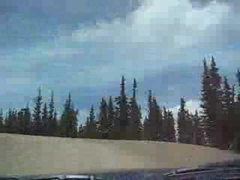 Pikes Peak Highway Drive