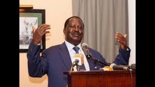 Is Raila About To Get A Government Appointment?