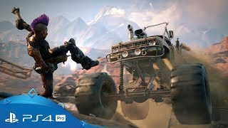RAGE 2   Gameplay Trailer   PS4