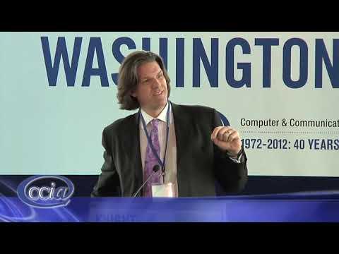 CCIA Geneva Representative Nick Ashton Hart, CCIA Washington Caucus 2012