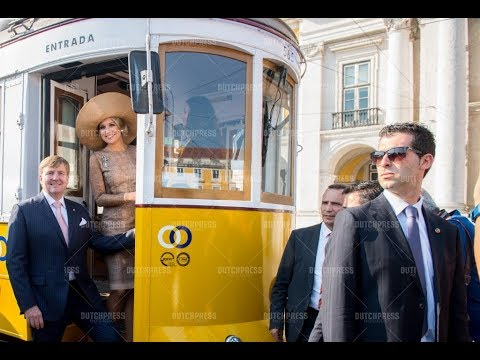 Staatsbezoek aan Portugal. | Copyright Mischa Schoemaker Dutch Press Photo Agency