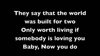 Lana Del Rey - Video Games (Piano Instrumental & Lyrics) By JP