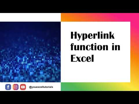 Hyperlink Function in Excel (SIMPLY EXPLAINED)