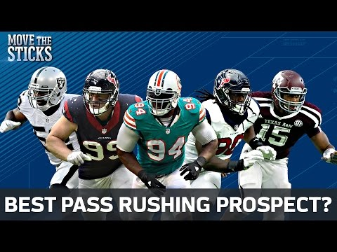 Best Prospect: J.J. Watt, Myles Garrett, Jadeveon Clowney, Khalil Mack, or Mario Williams? | MTS