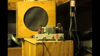 Mutt Amps: 0001 5-watt SE EL84 Champ-style tube guitar/harp amp