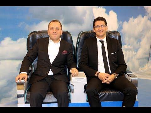 TALPA Başkanı Murat Ersoy Airport'ta