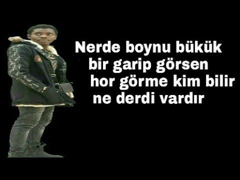 Yusuf Tekses - Hor Görme Garibi Akustik (New Version)|| #lyrics (sözleri).