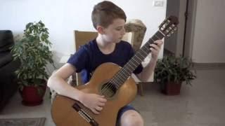 Fur Elise, Beethoven, classical guitar