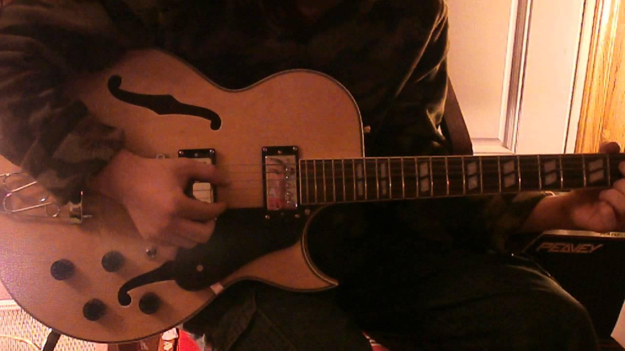 asc music store glen burton chicago ge775 natural hollowbody electric guitar demo youtube. Black Bedroom Furniture Sets. Home Design Ideas