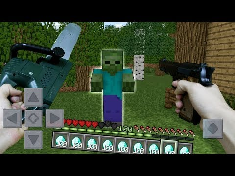 MINECRAFT IN REAL LIFE - MOVIE ( 2019 ) thumbnail