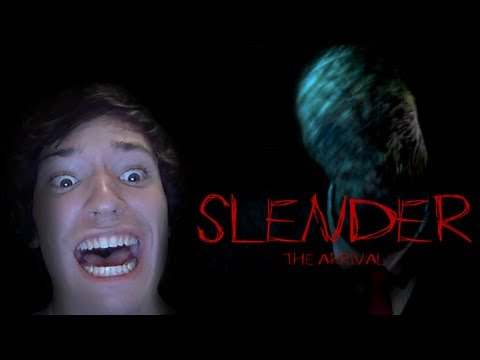 WTF WAS THAT?! - Slender the Arrival w/ samgladiator