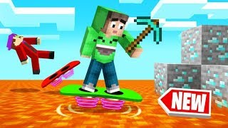*NEW* HOVERBOARDS In MINECRAFT! (Easy Mode)
