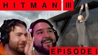 HITMAN 3 - Episode 1: Banane Fatale
