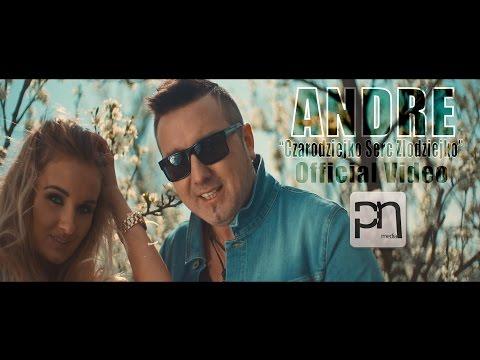 ANDRE - CZARODZIEJKO SERC ZŁODZIEJKO (official video 2016)