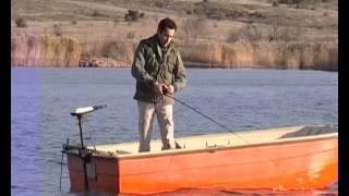 Le lac du Salagou et ses brochets - Documentaire pêche carnassier