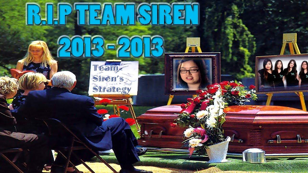 Team Siren Disbands - League Of Legends Community Respond ...  Team Siren Disb...