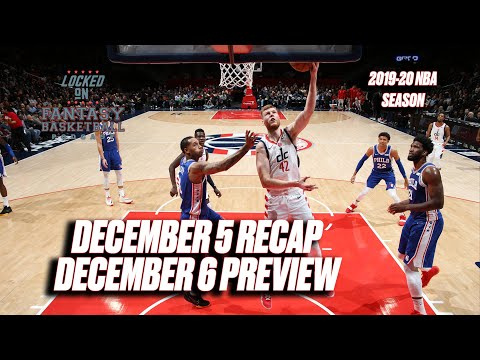 Sit, Start, Stream | Fantasy Basketball Week 2 NBA Preview from YouTube · Duration:  13 minutes 52 seconds