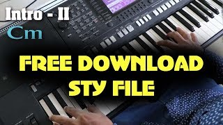 Indian Styles For Yamaha Keyboard Free Downloads