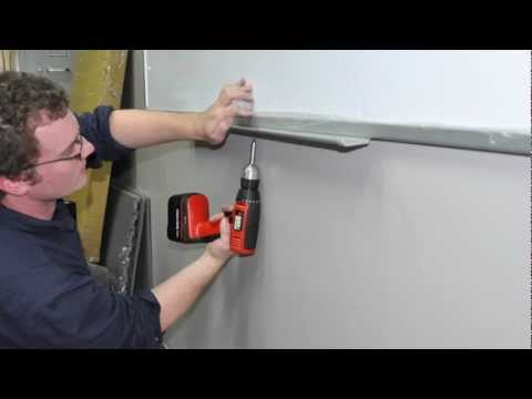 luxor-wb-series-whiteboard-mounting-instructions