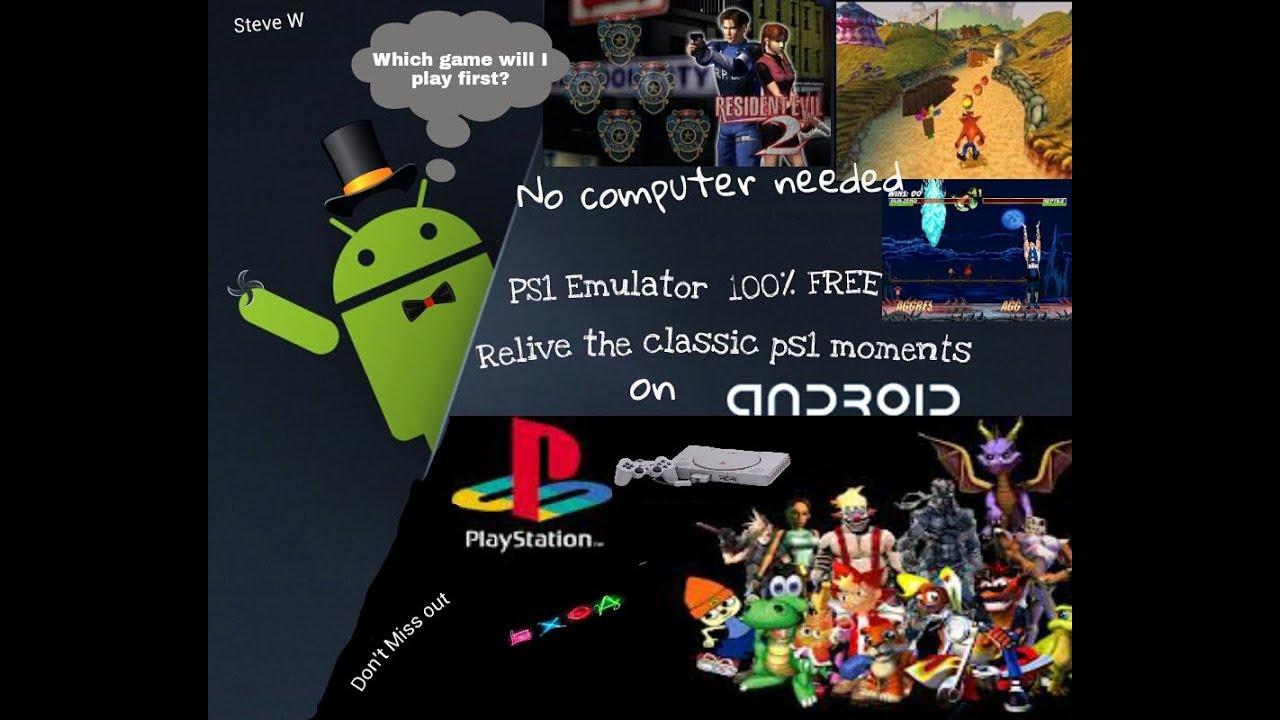 Free psx emulator for android | 7 Best PlayStation Emulators for