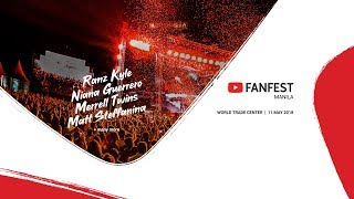 YouTube FanFest Philippines 2018 - Livestream