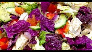 Этот Салат никогда не надоест Простой и Вкусный Салат из Пекинской Капусты