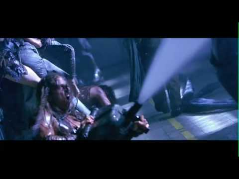 Battlefield Earth - Hose Scene