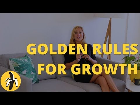 Two Golden Rules to Grow Your Business