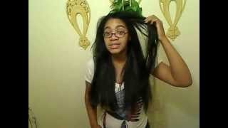From Straight to Curly- Reverting Natural Hair