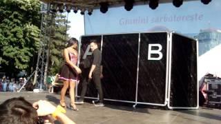 Andreea Balan Dancing show   Tango 19 06 2011 Herastrau