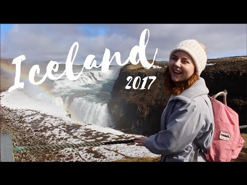 Iceland Travel Diary // 2017