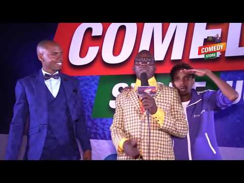Teacher Mpamire Live At Comedy Store Uganda
