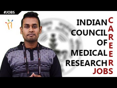 ICMR – Indian Council of Medical Research Recruitment Notification,Openings,Exam dates,results