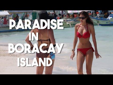 Paradise in Boracay Island (Philippines LaBoracay)