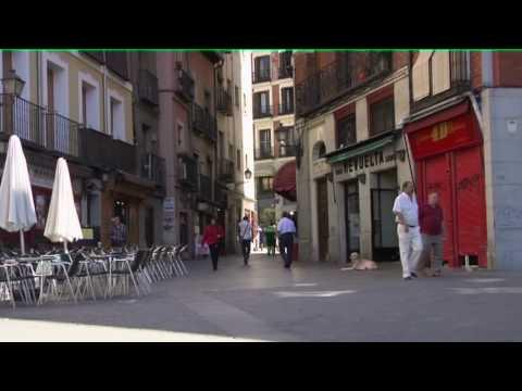 Básicos De Madrid: Calles De Cuchilleros, Cava Alta Y Cava Baja