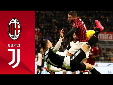Лучшие матчи Милана и Ювентуса в истории
