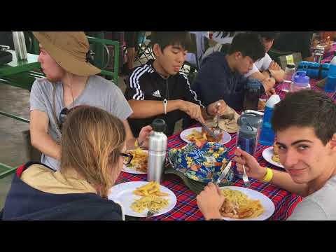 Tanzania videoclip Year 12 Residentials 2016