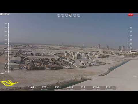 Al Reem Island Cement Factory