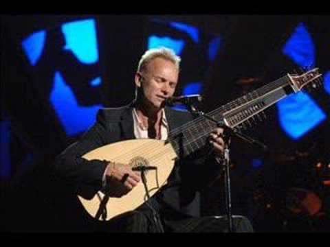 Sting - Send your love (Dave Audé Remix)
