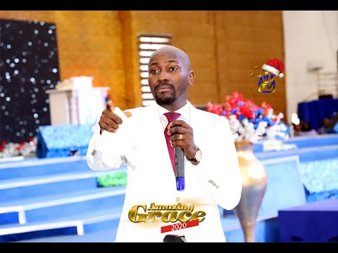LORD! COMPEL MY SIMON By Apostle Johnson Suleman (Amazing Grace 2020 - Day3 Morning - 4th Dec. '