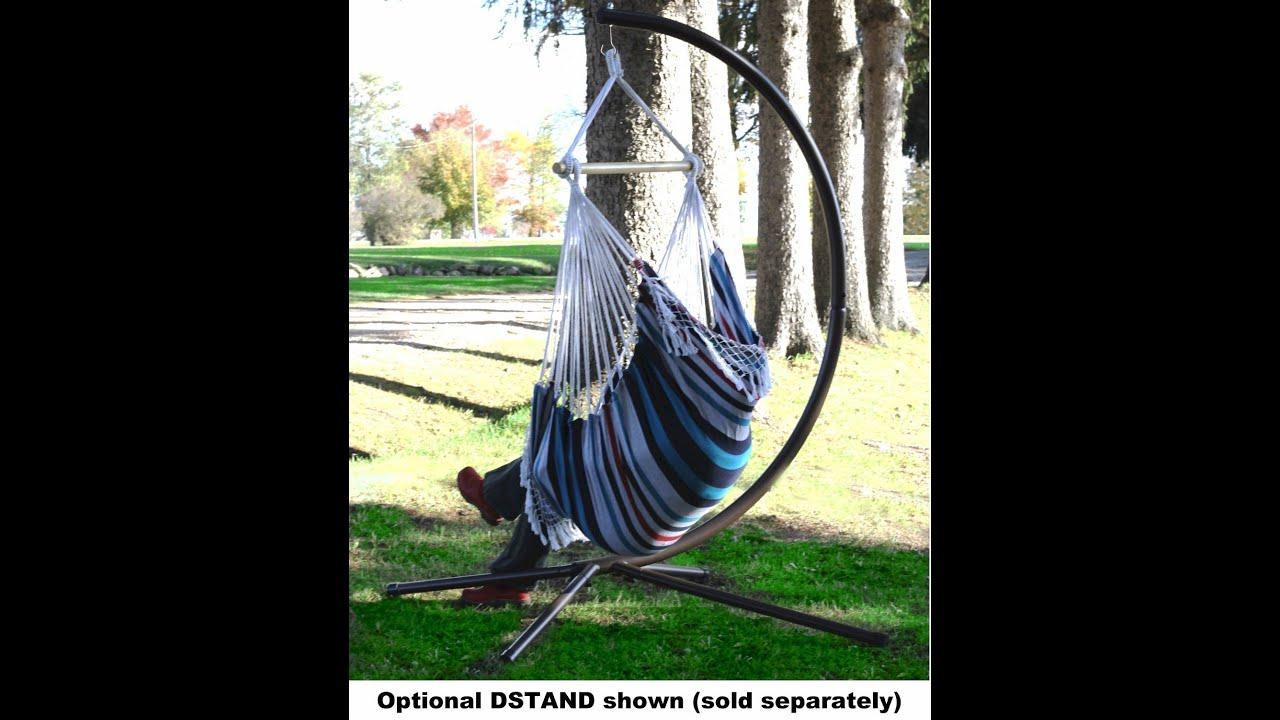 combo hammocks stand sunbrella steel fabric ft in p hammock vivere with confetti
