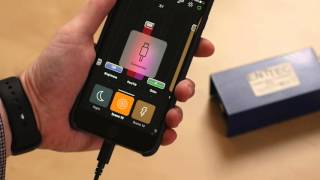 Luminair 3 - DMX over wired ethernet connections on iPad and iPhone