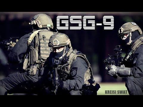 GSG9 Fuerzas Especiales Alemanas   Grenzschutzgruppe 9