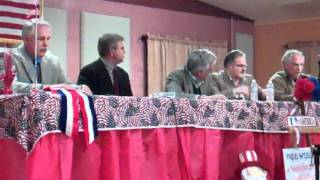 Amador County Supes visit Tea Party - Part 6