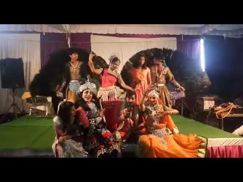Bhadohi bhojpuri singer Rajesh pardesi in marriage party manshahpur