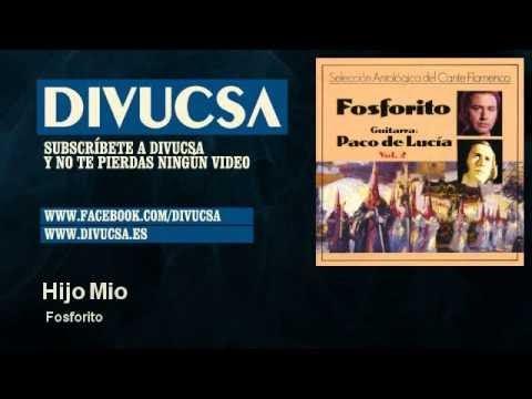 Fosforito - Hijo Mio - Divucsa