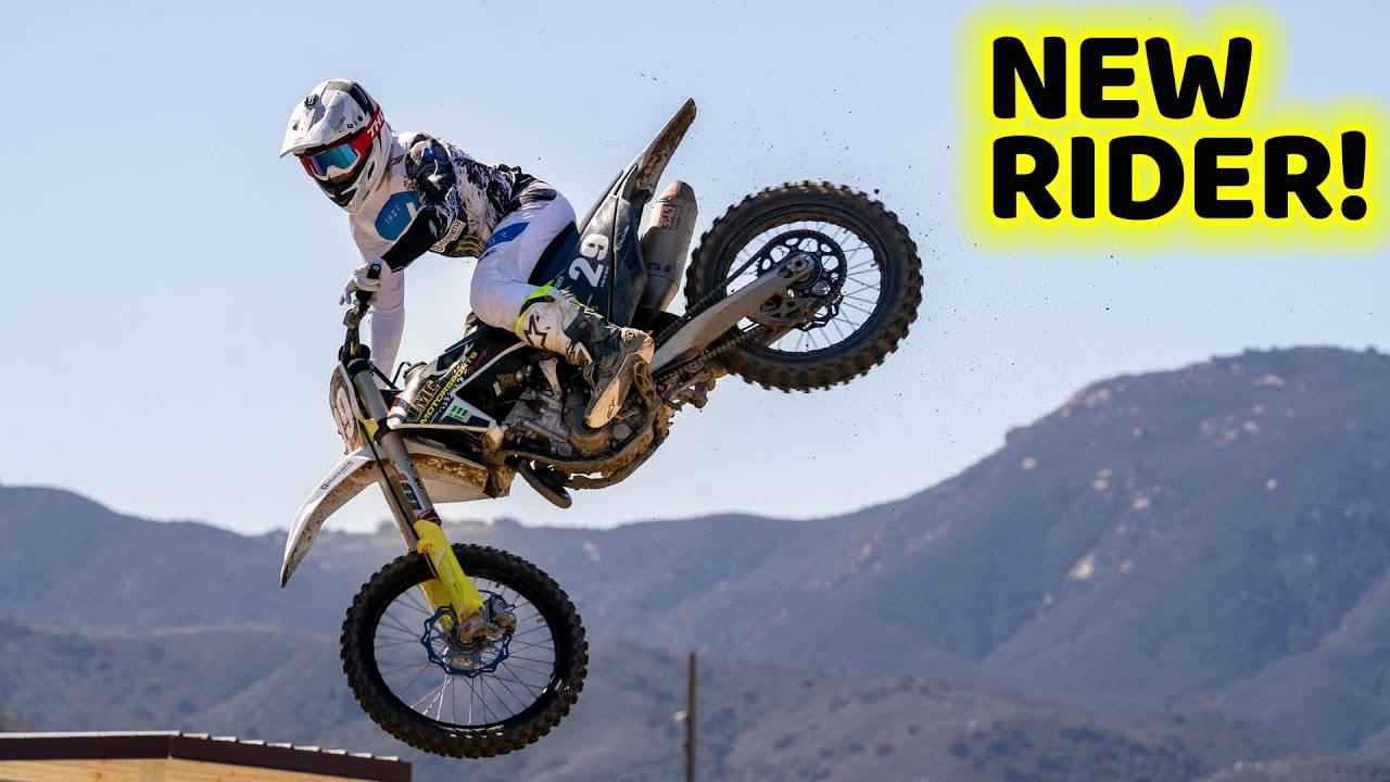 Julien Beaumer's New Ride! JMC Racing