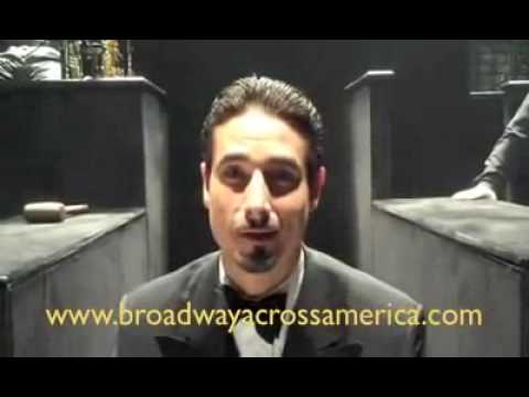 Kevin Richardson Vdeo Promo For Chicago The Musical Youtube