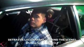 Kinto Sol- Detras de las camaras / Behind the scenes- A.E.I.O.U. *Video*